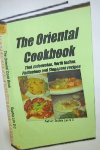 The Oriental Cookbook Recipes