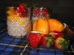 Yam Jack-Fruit Pudding