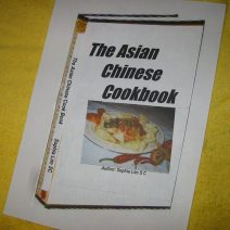 Asian Chinese Cookbook